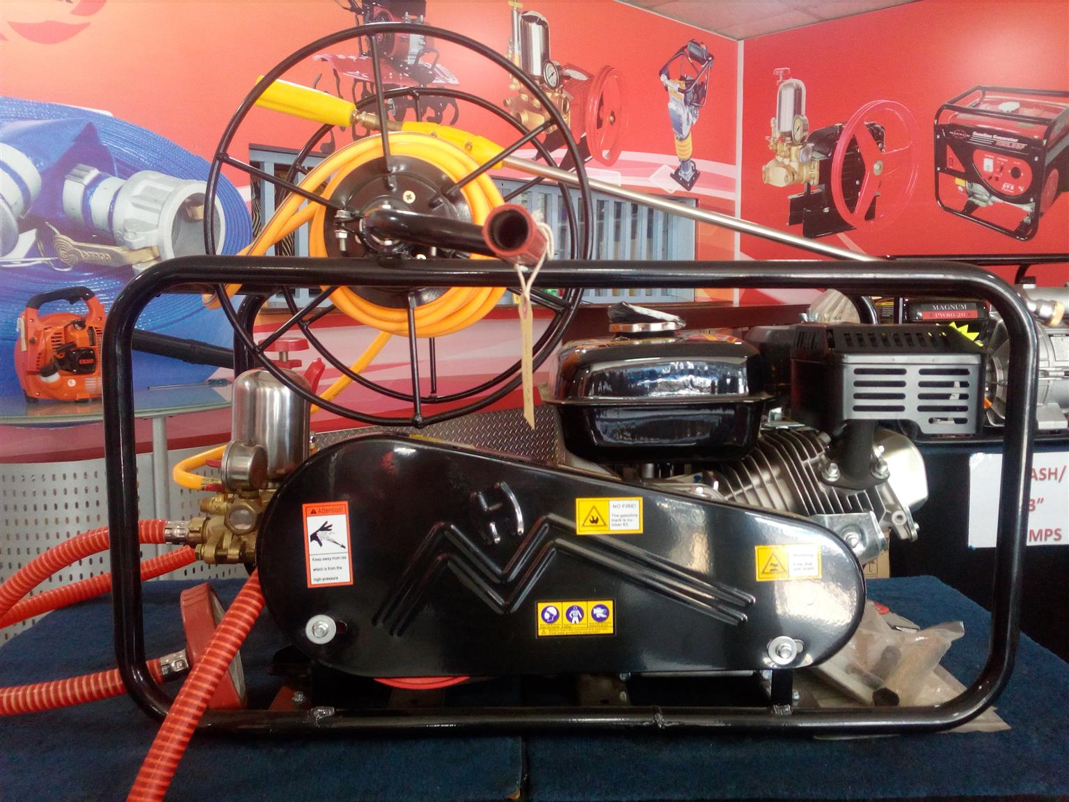 Magnum Power sprayer petrol price incl vat