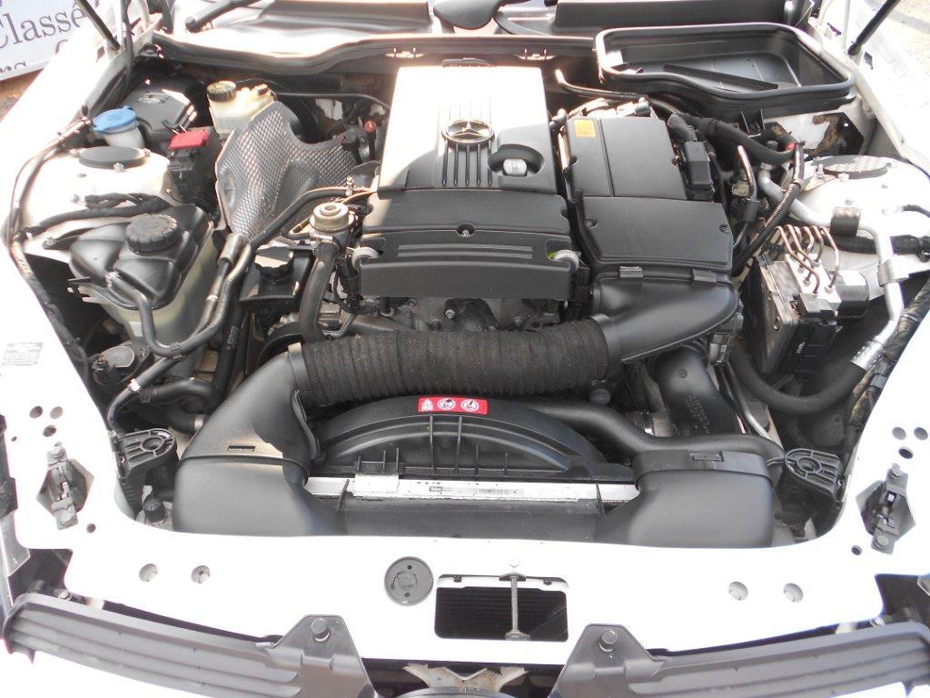 2006 Mercedes Benz SLK 200 Kompressor Touchshift