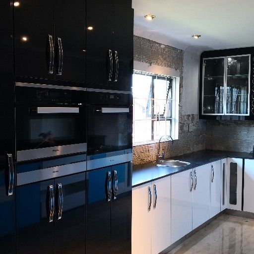Affordable kitchens and bedrooms