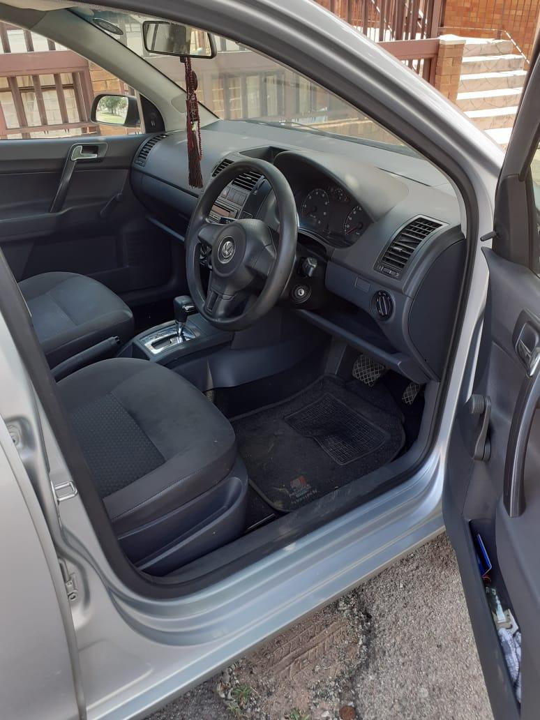 2011 VW Polo Vivo sedan