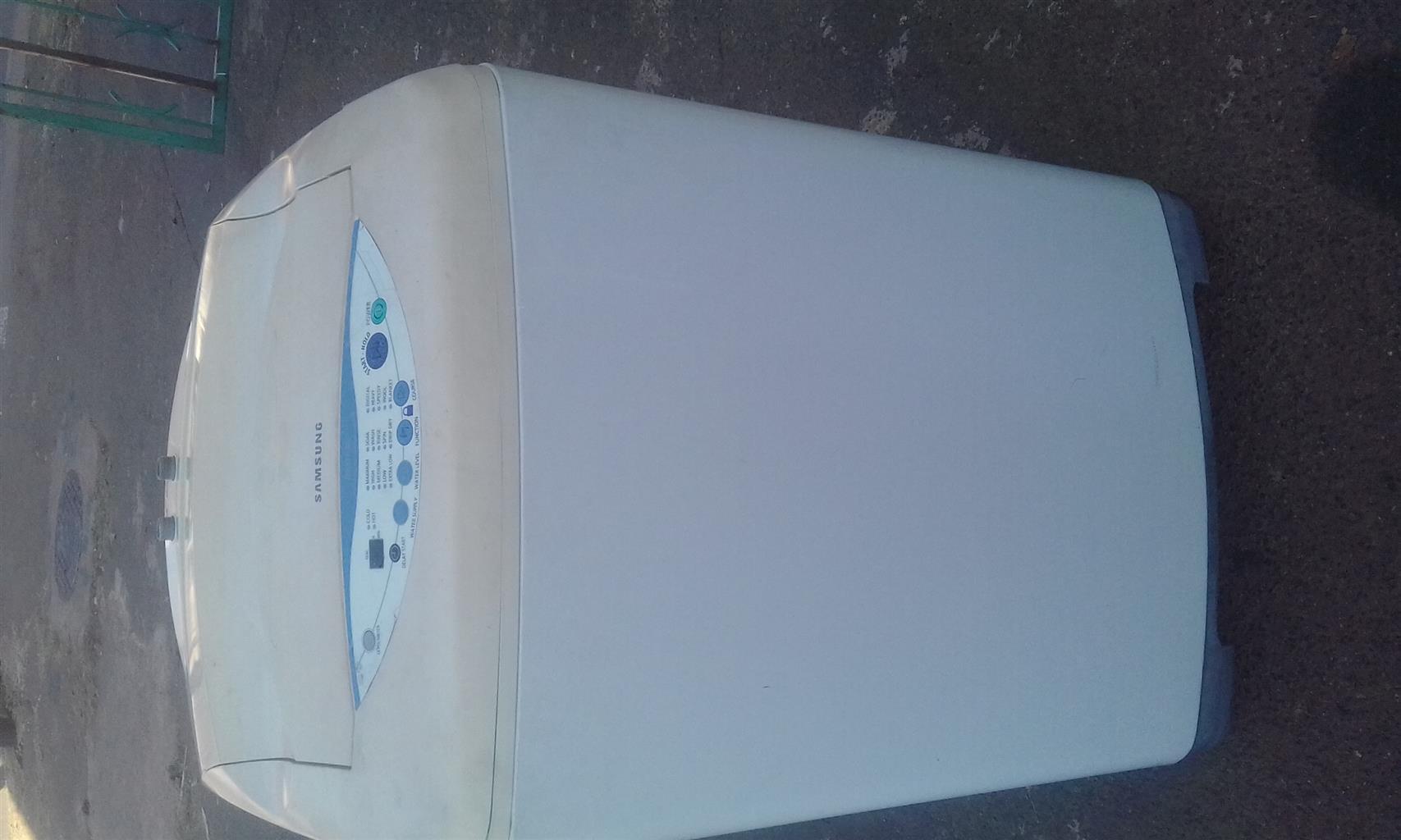 13kg samung washing machine