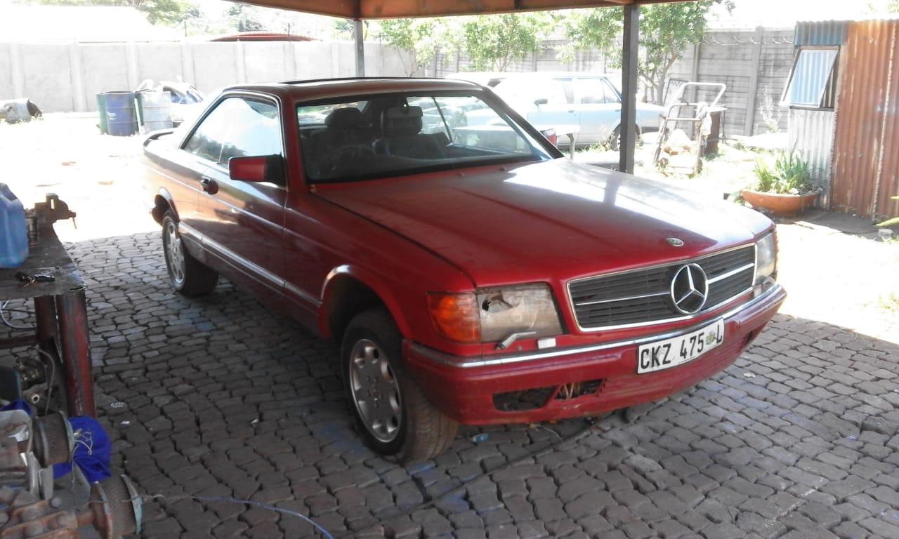 1992 Mercedes Benz 180B
