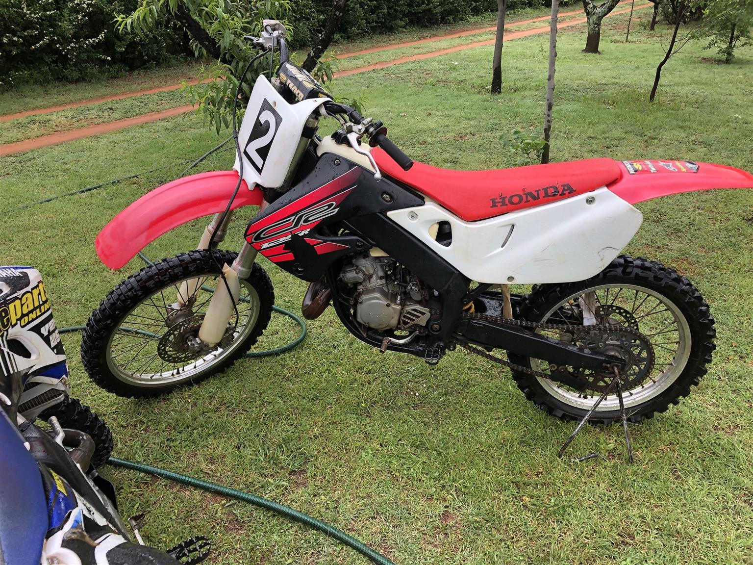 1997 Honda CR