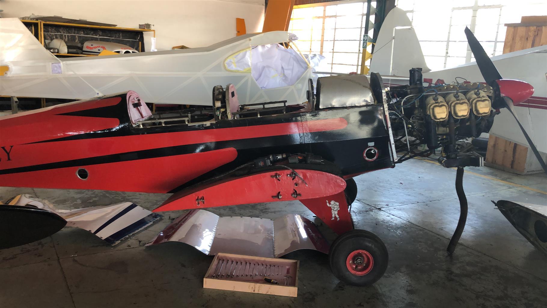 Serenity Aviation Spacewalker II