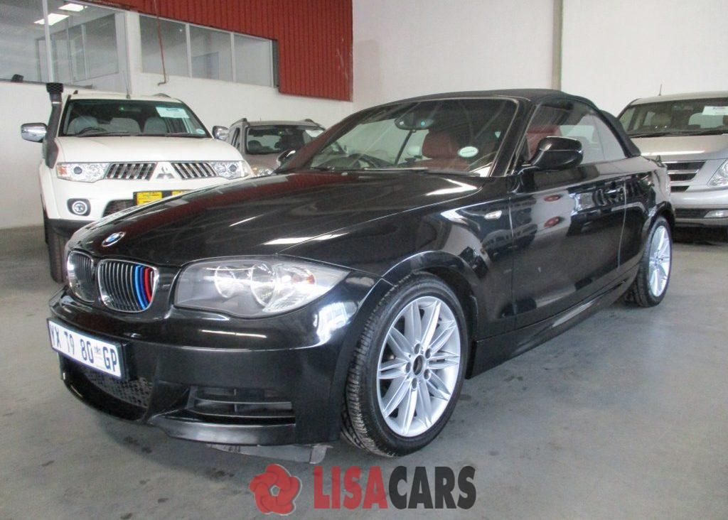 2010 BMW 1 Series 135i convertible Exclusive auto