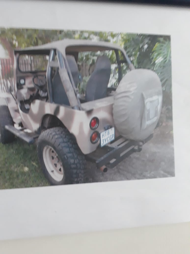 Willys Jeep 4x4