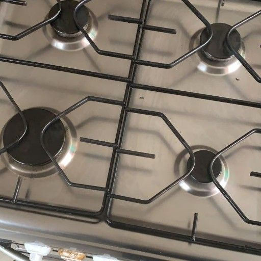 4 plate gas stove and oven