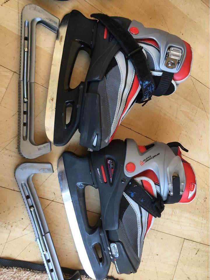 Lake Placid Ice Hockey Skates for kids