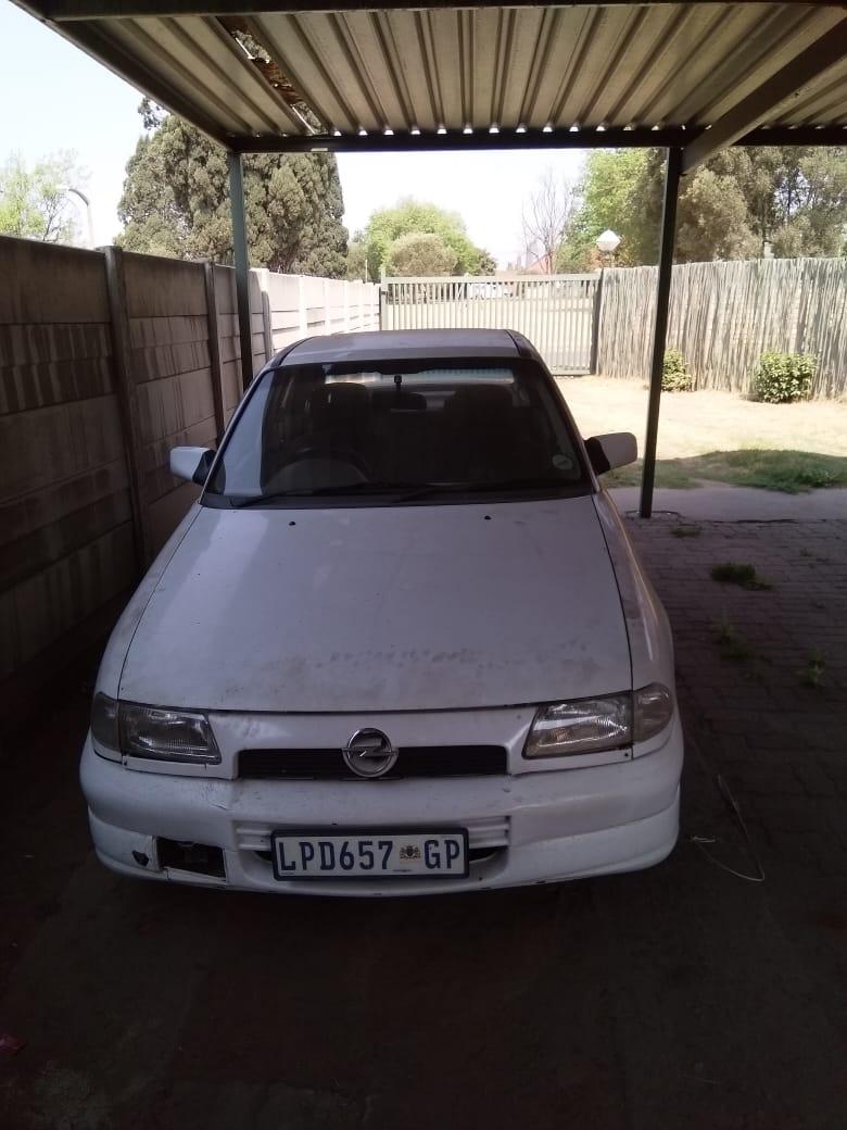1998 Opel Astra 1.8 Enjoy