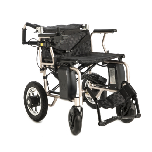 Super Compact, Lightweight Aluminium, Electric Wheelchair - The Explorer Lite - On Sale, While Stock