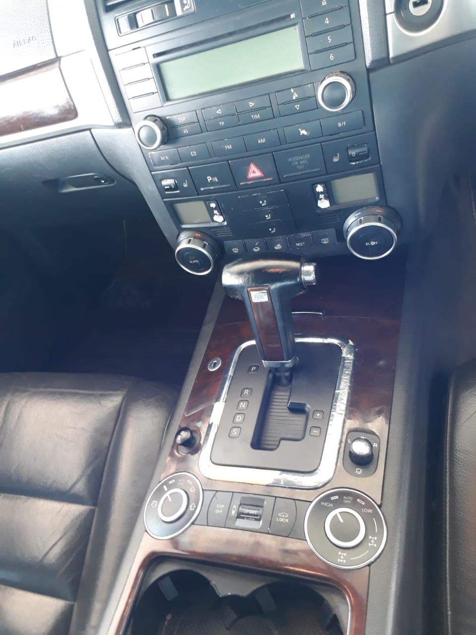 2007 VW Touareg 3.0 V6 TDI