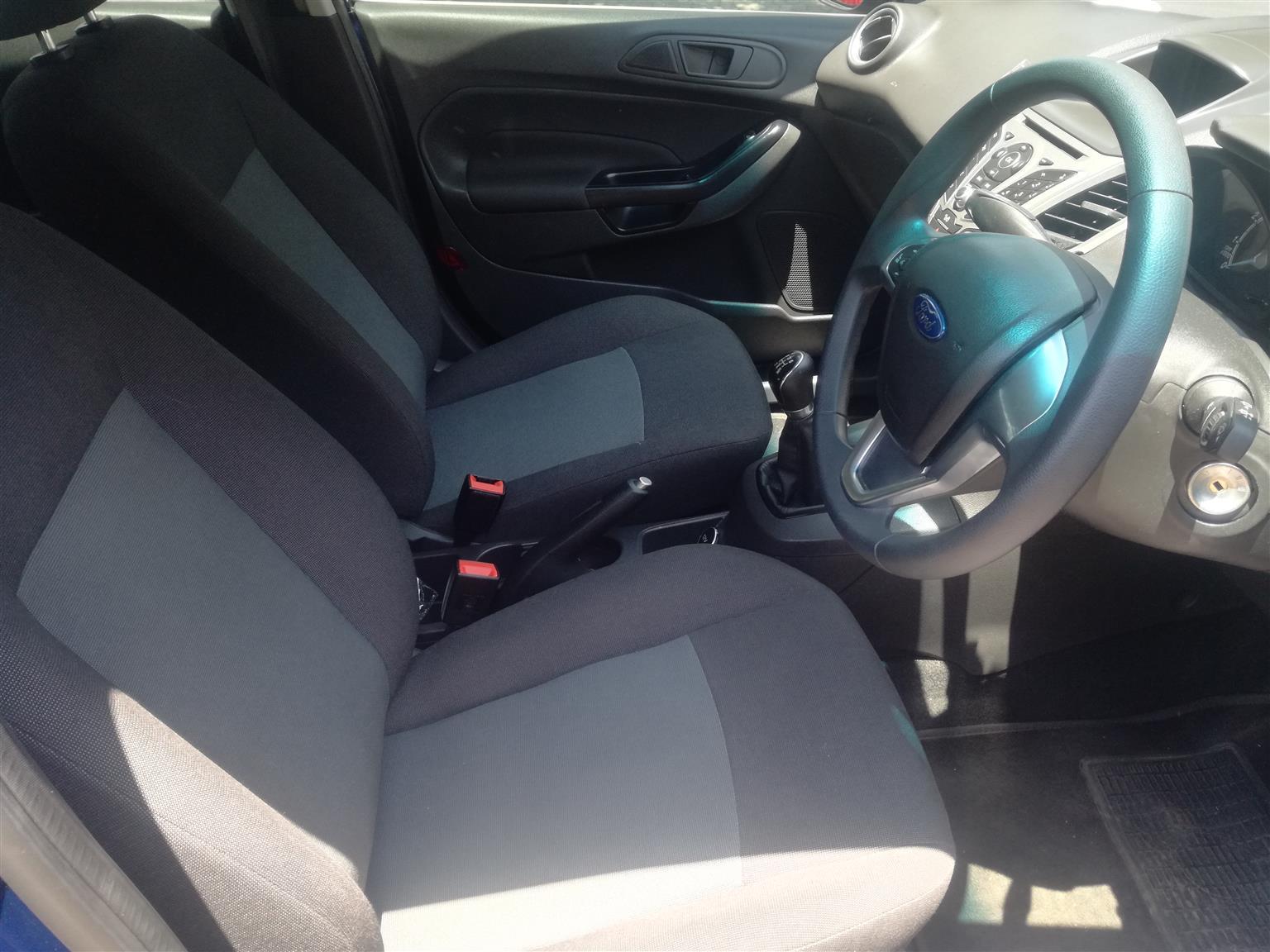 2017 Ford Fiesta 5 door 1.5TDCi Ambiente