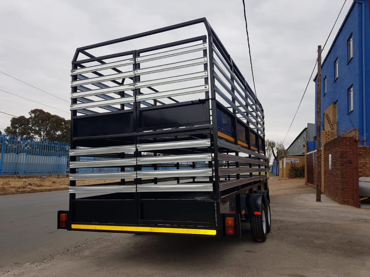 cattle trailer