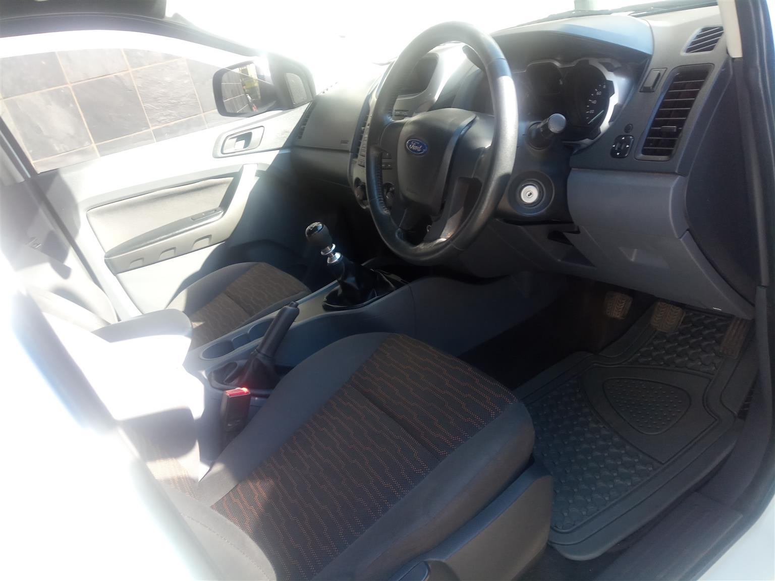 2013 Ford Ranger 2.2 4x4 XLS