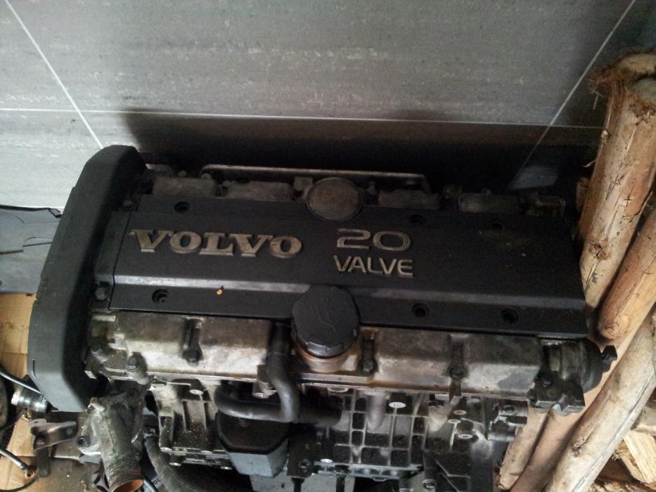 VOLVO S40/V40 2.0 B4204T3 Engine