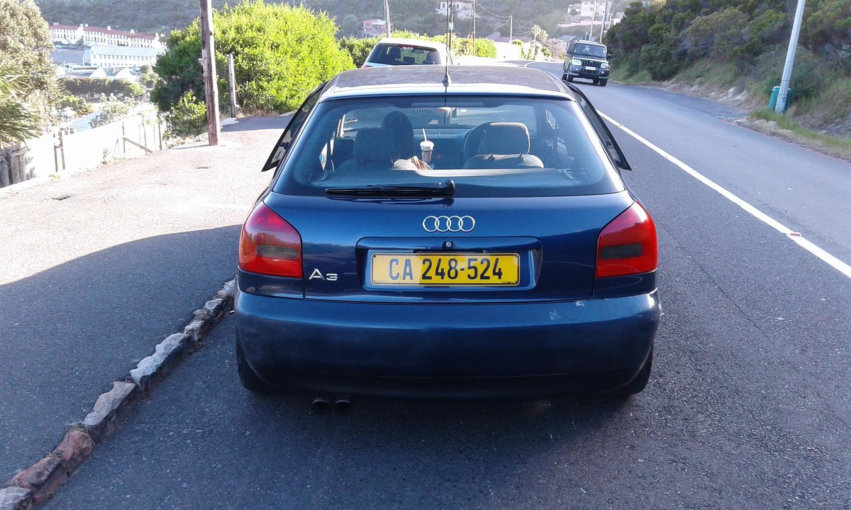 2000 Audi A3 1.8T SE