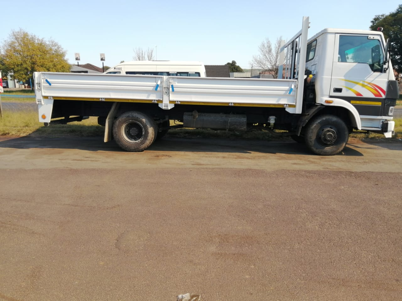4 Ton Truck - For Deliveries