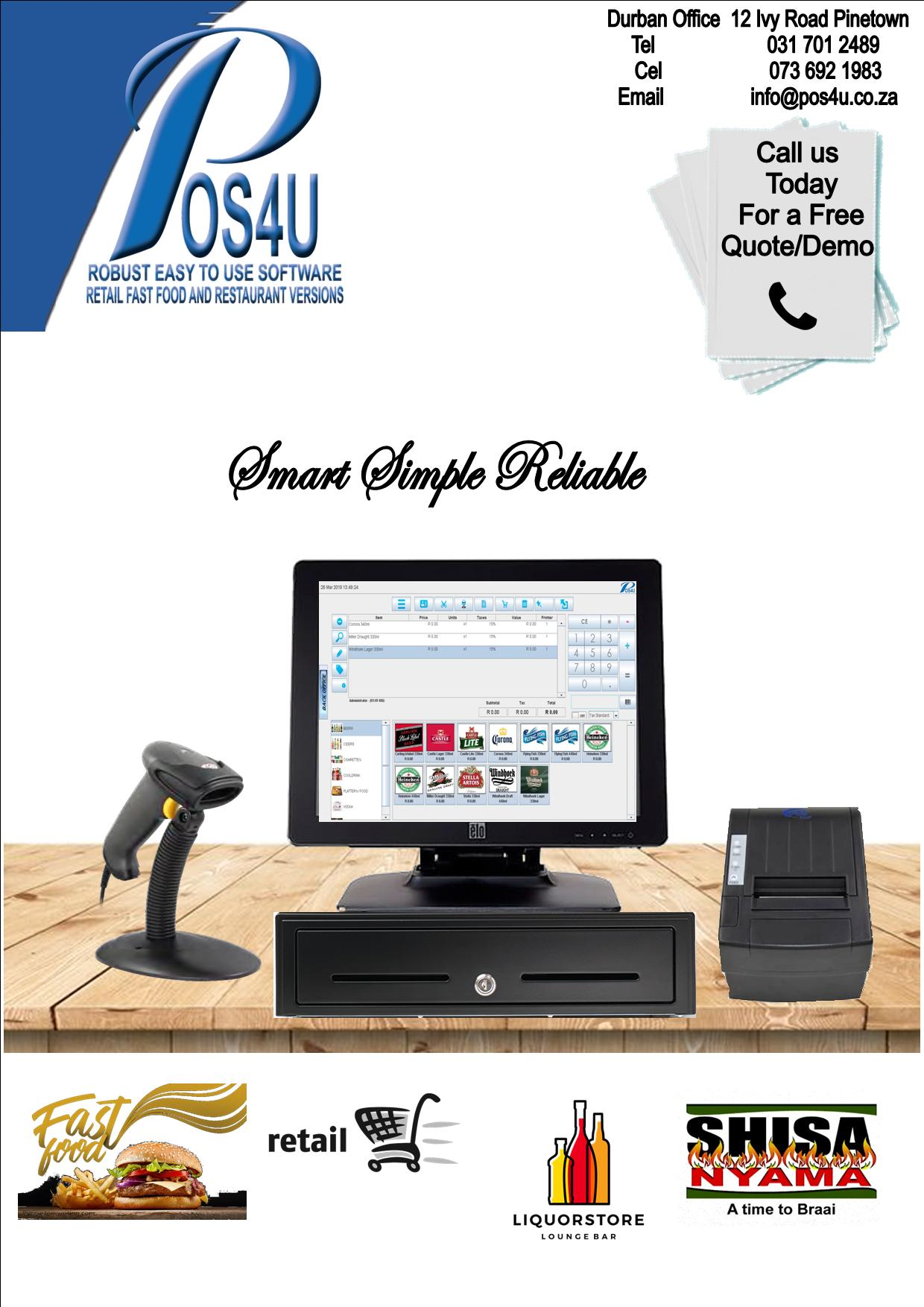 POS Systems + POS4U Software | Junk Mail