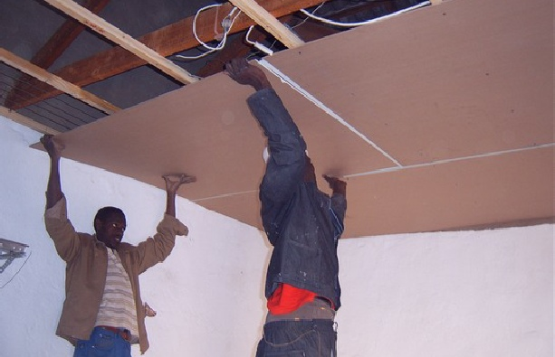 Ceilings and Partitioning in Johannesburg