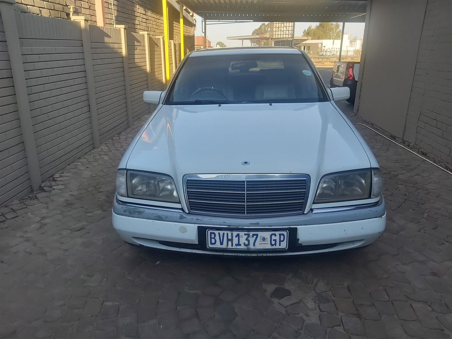 1997 Mercedes Benz C200 W202