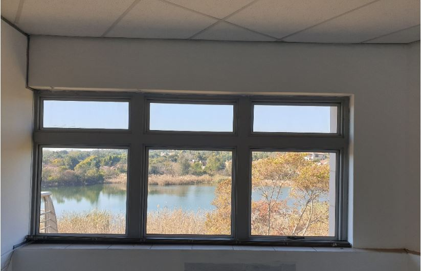 Offices with a view!!