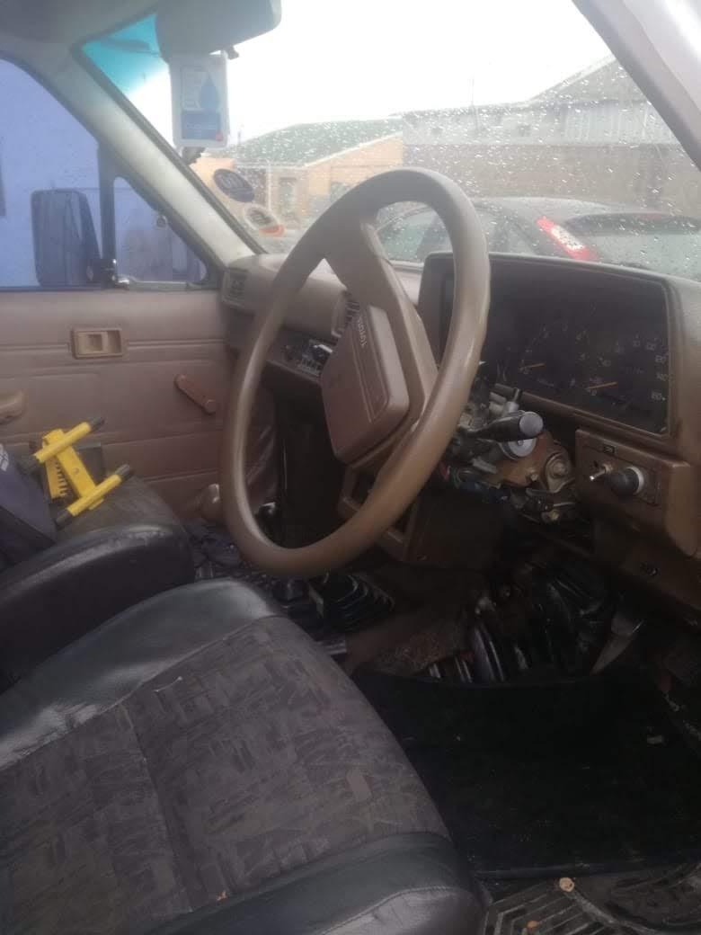 1991 Toyota Hilux double cab HILUX 2.4 GD 6 RB SRX P/U D/C