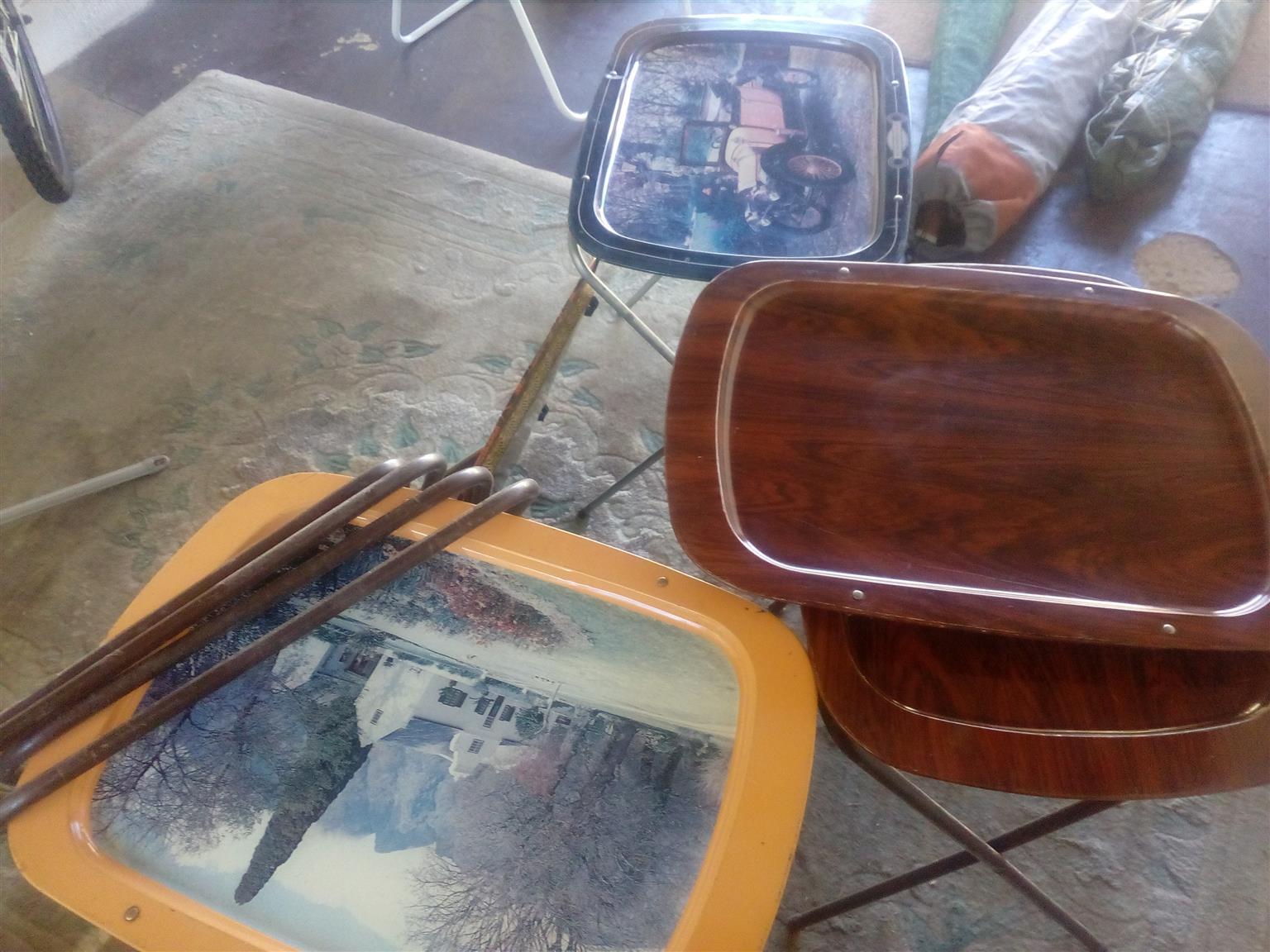 metal kitchen trays