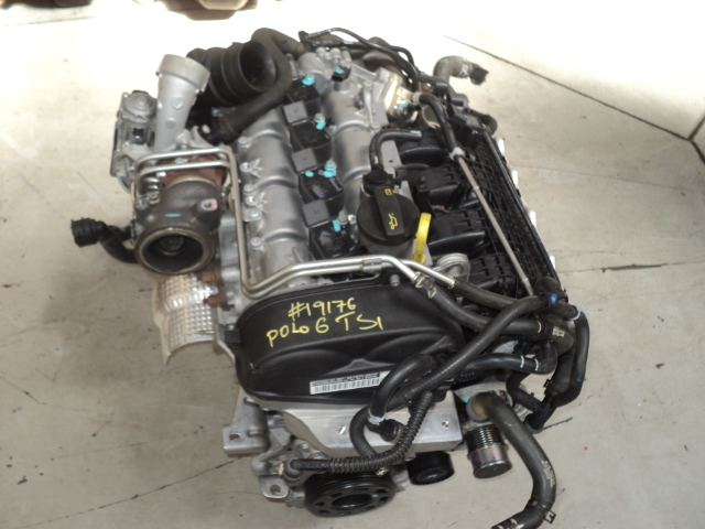 VW POLO 1.2 TSI ENGINE (CJZ) R29000