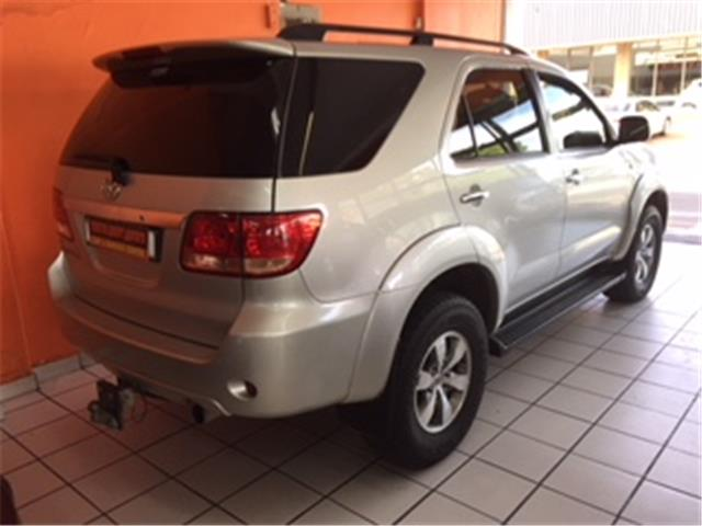 2008 Toyota Fortuner 3.0D 4D 4x4