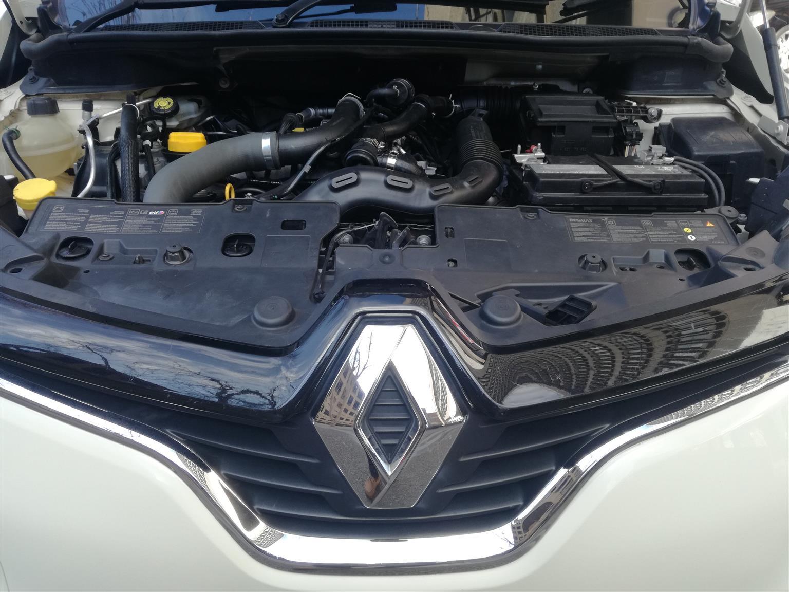 2015 Renault Captur 66kW dCi Dynamique Sunset