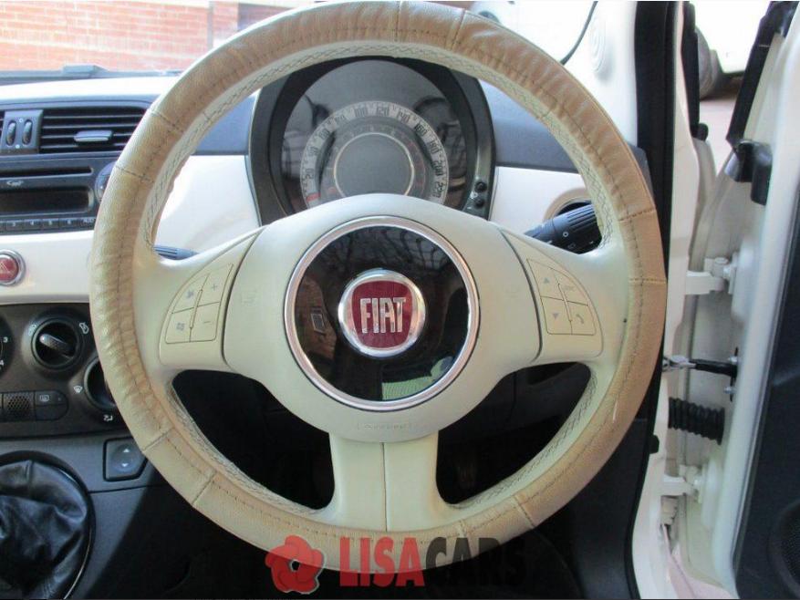 2014 Fiat 500 1.4 Lounge