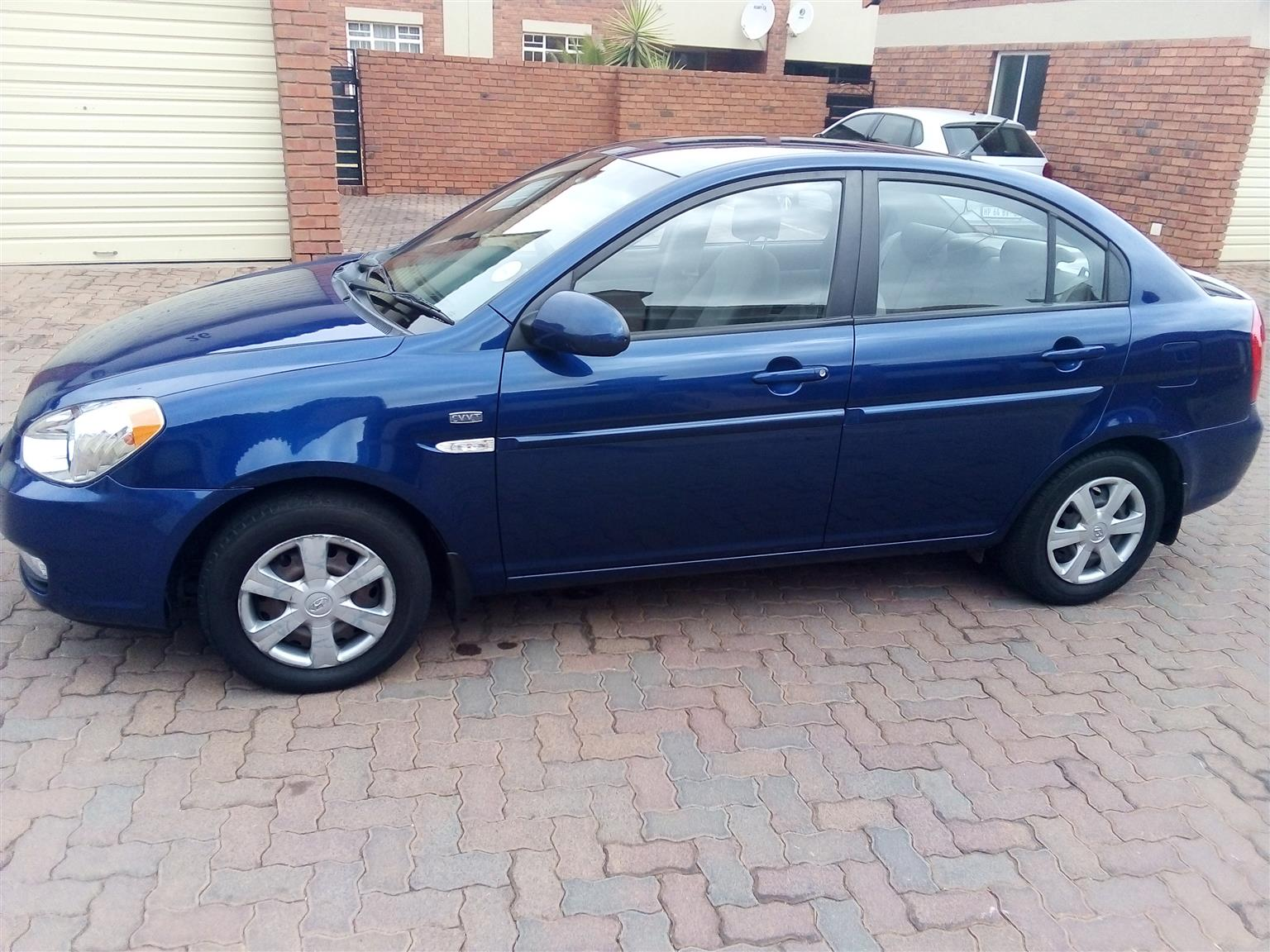 2007 Hyundai Accent 1.6 GL
