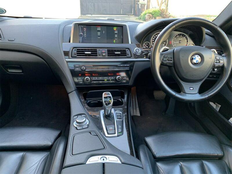 2013 BMW 6 Series 650i Gran coupe Individual