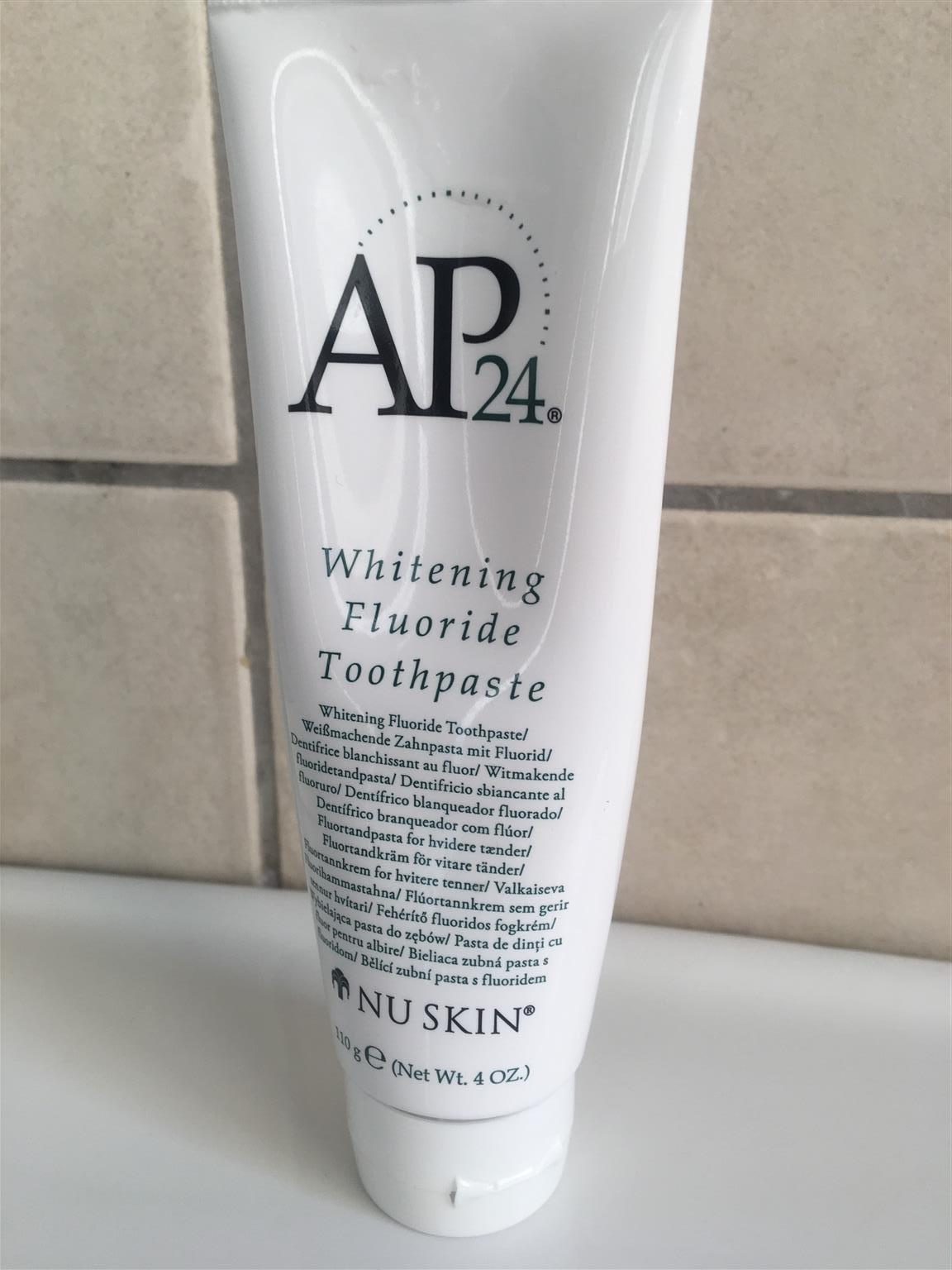 Nuskin Whitening Toothpaste