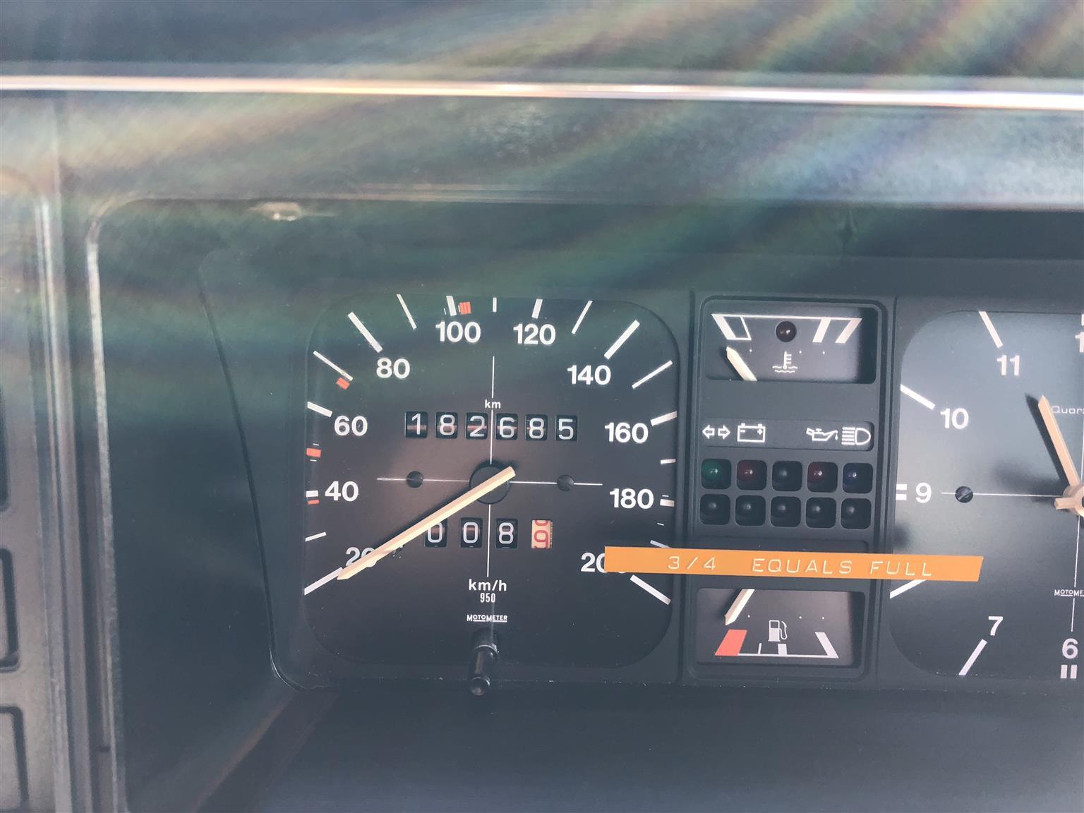 1991 VW Fox 1.6 Trendline