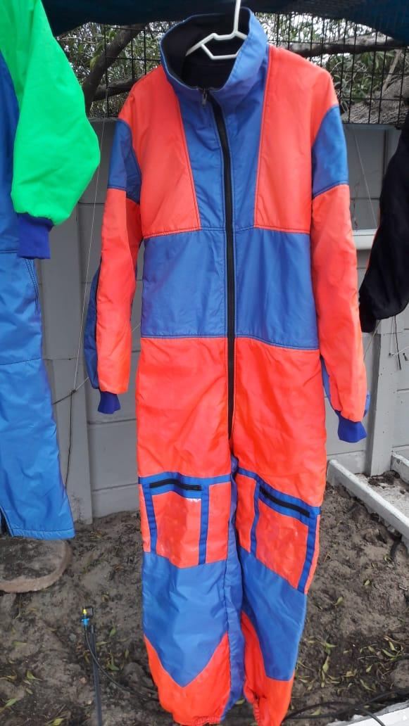 Paragliding suits