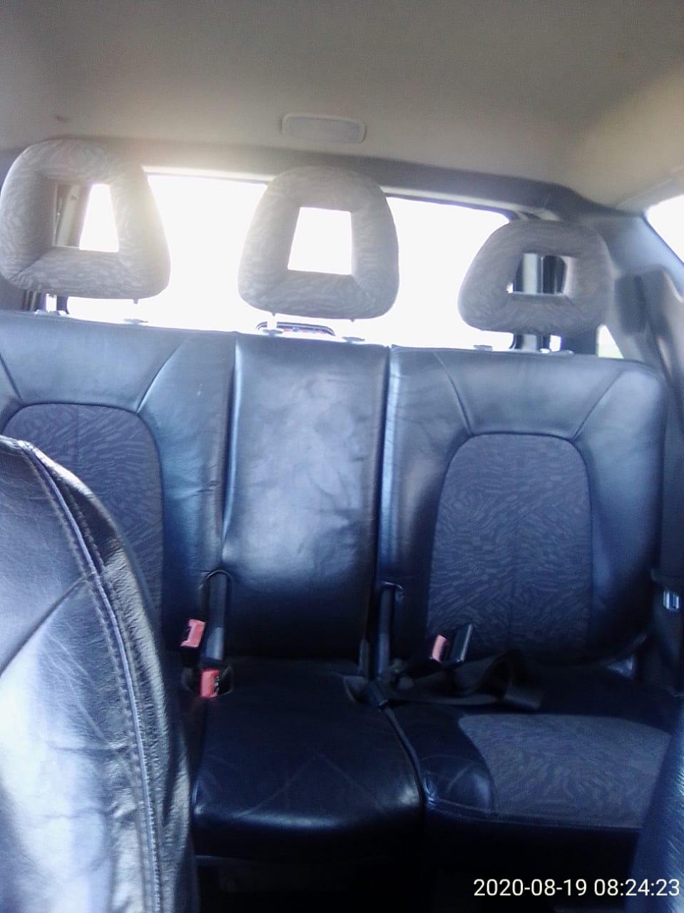 2001 Mercedes Benz A-Class hatch A 200 A/T