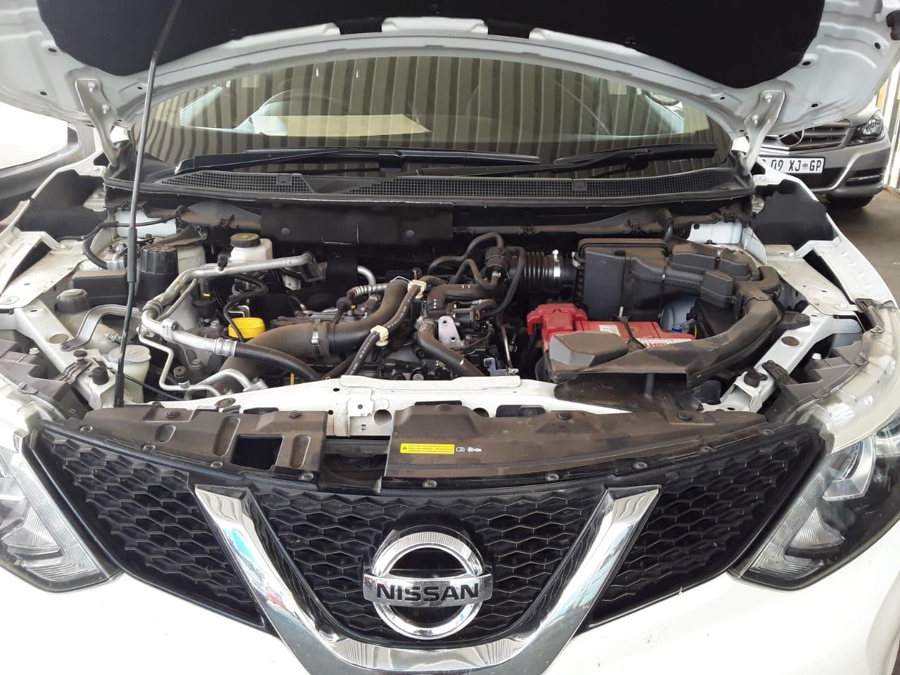 2014 Nissan Qashqai QASHQAI 1.2T ACENTA PLUS CVT