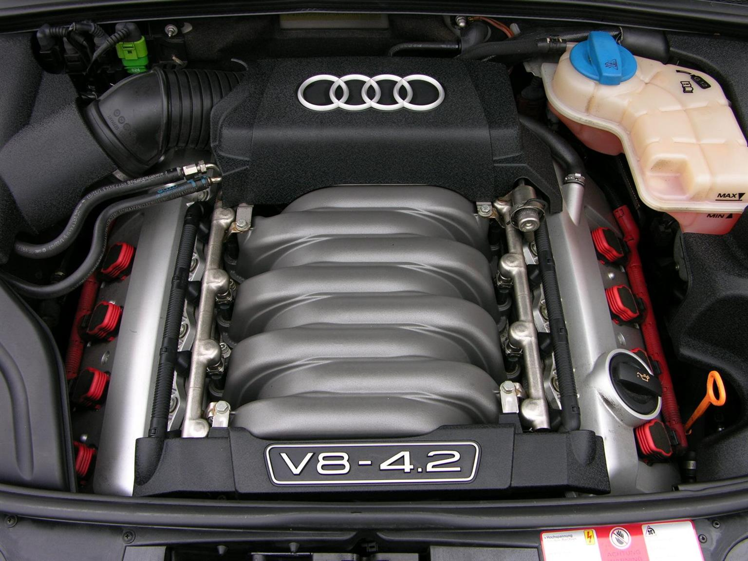 Complete Second hand used AUDI Engines
