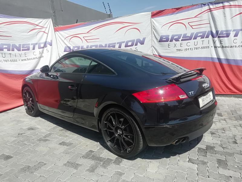 2009 Audi TT 2.0 Tfsi Coupe
