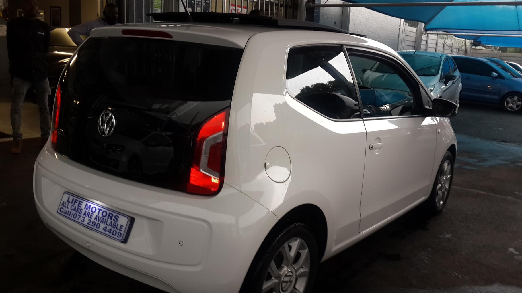 2015 VW up! 3-door
