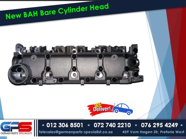Bare Cylinder Head (BAH)