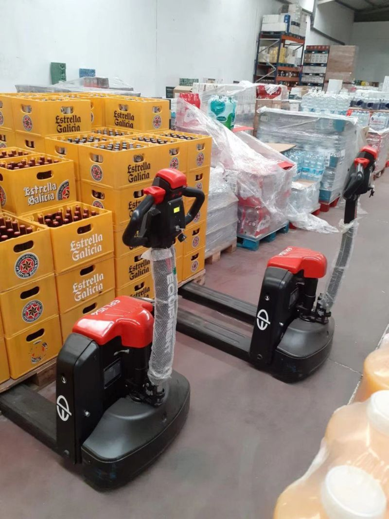 Electric power Pallet jacks Free Delivery in JHB PTA Elite Range.