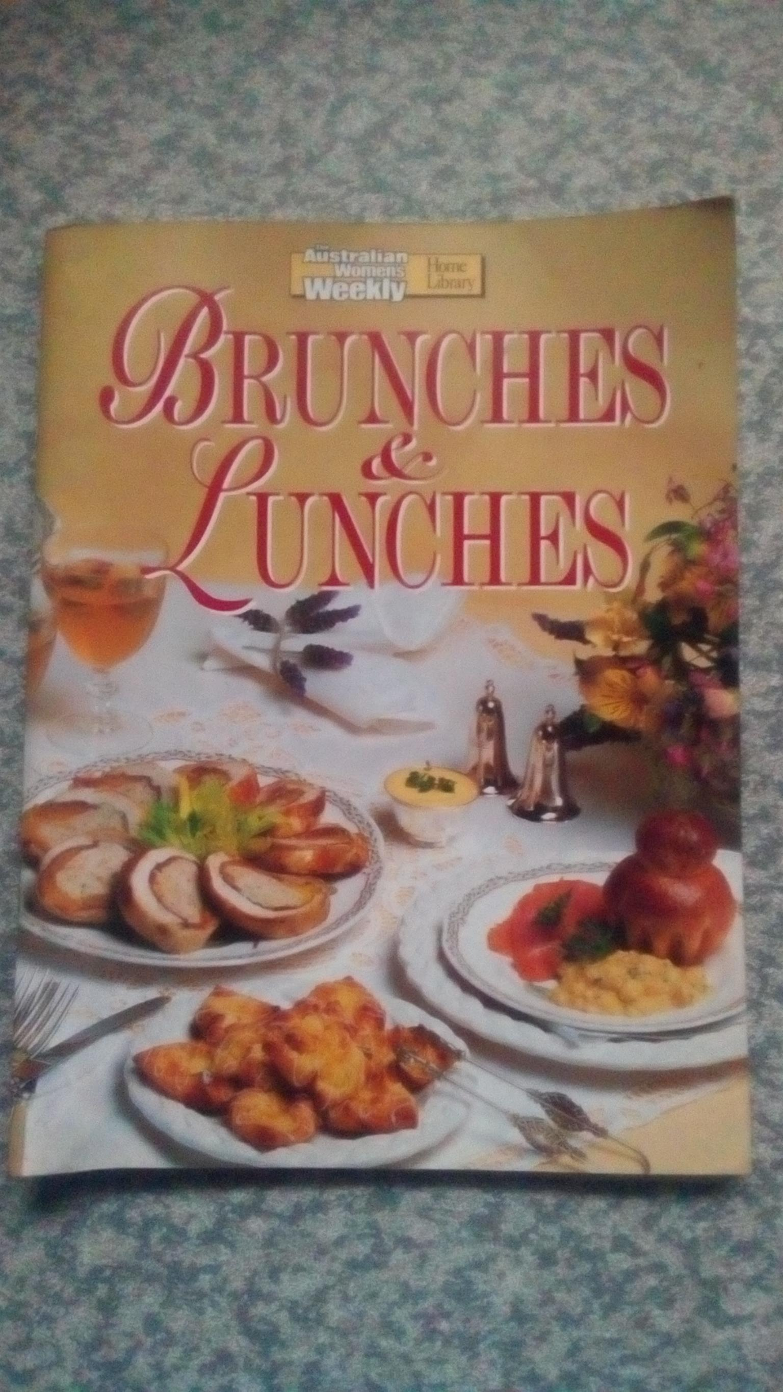 """Aww Brunches and Lunches (""""Australian Women's Weekly"""" Home Library)"""