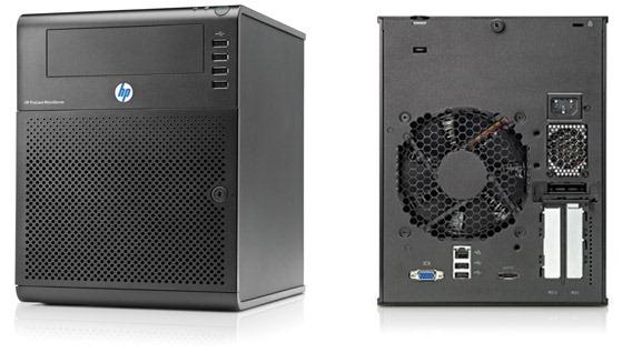 Refurbished HP Proliant Microserver N40L