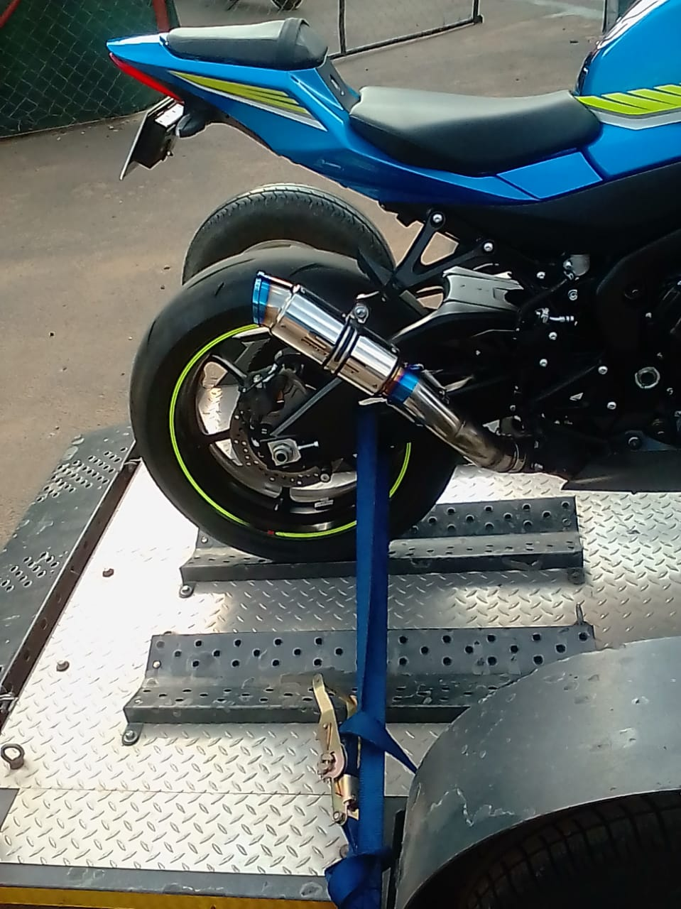 SC Project replica Exhaust canisters 60mm