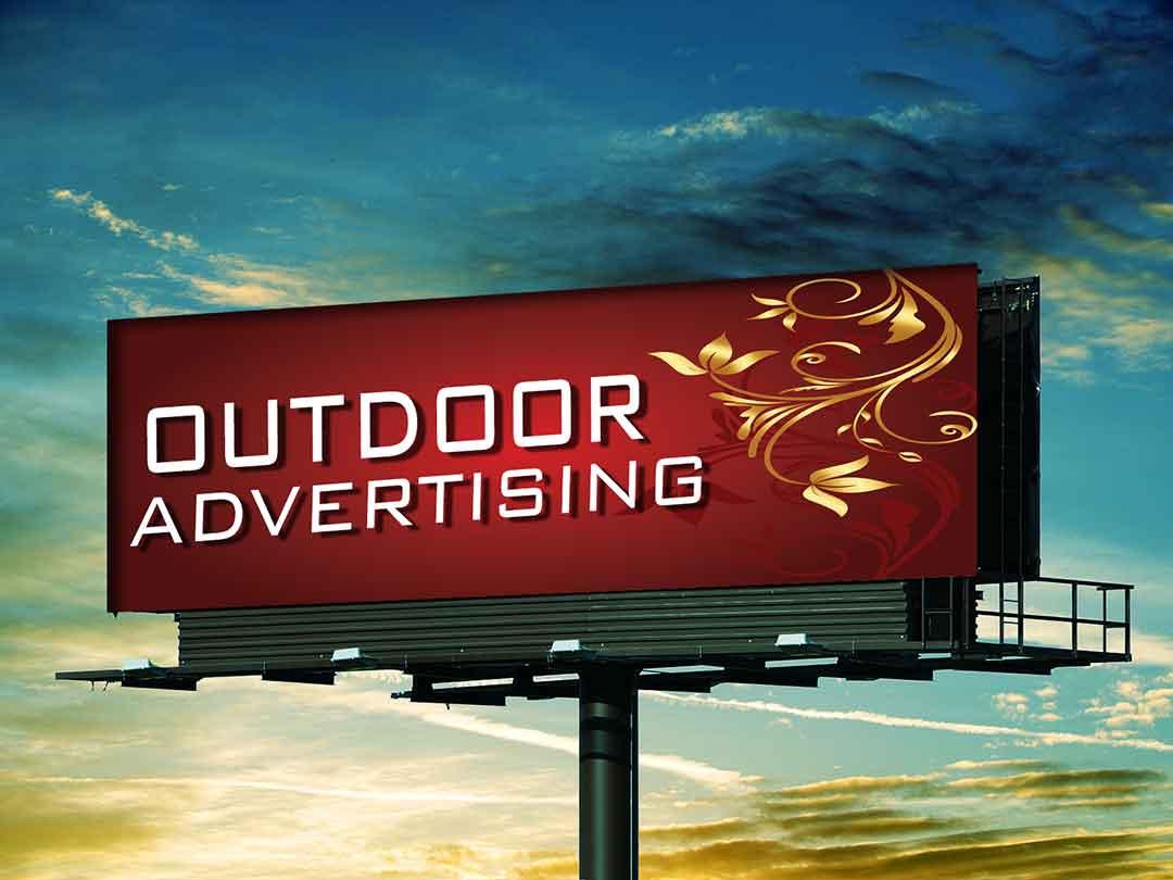 Outdoor Billboards business passive income