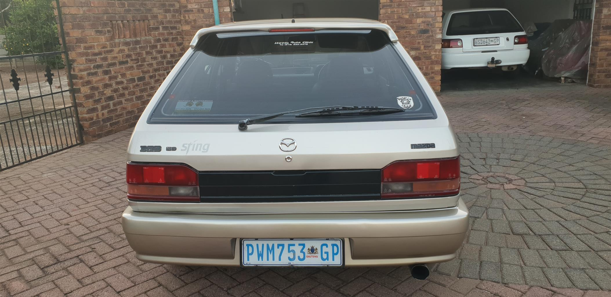 2004 Mazda Sting