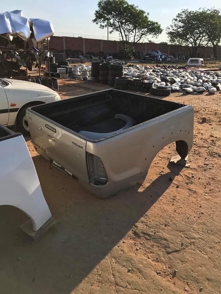 Toyota Hilux D4D Loadbin Double Cab Now For Sale