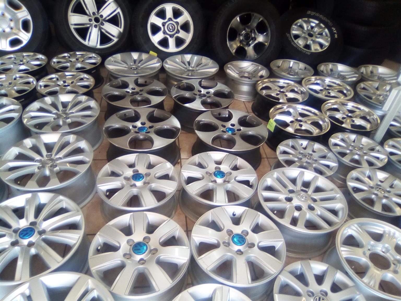 Used Rims For Sale >> Used And New Rims For Sale From R3000 Per Set